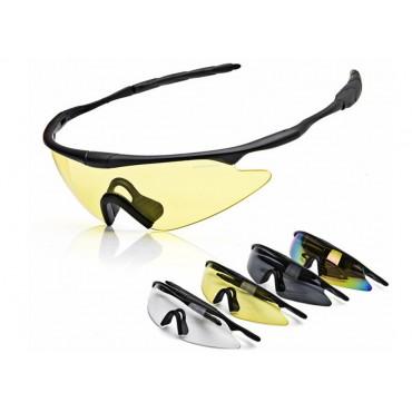 Стрелковые очки и маски