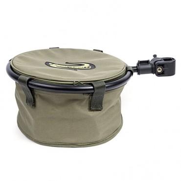 Ведро для корма с обручем KORUM SMALL GB BOWL & HOOP