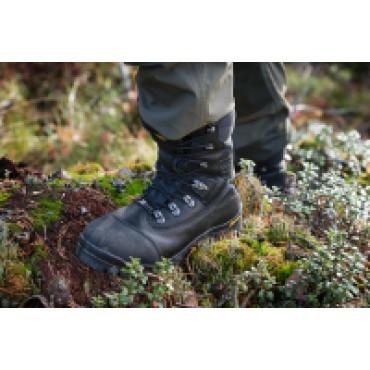 Ботинки Jahti Jakt Premium с мембраной и утеплителем черные