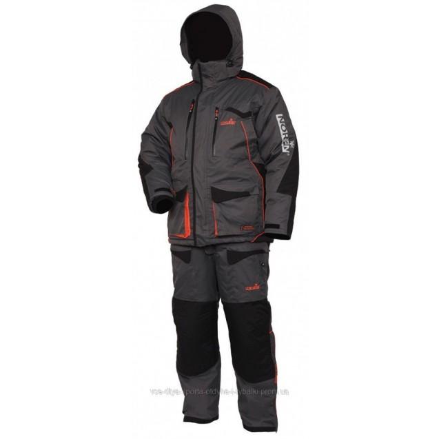 Kостюм зимний Norfin Discovery Gray (-35°)