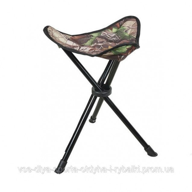 Cтул cкладной Allen Three Leg Folding Stool