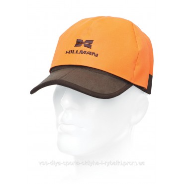 Демисезонная двухсторонняя кепка Hillman цвет OAK