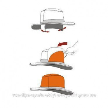 Демисезонная круглая шляпа Hillman цвет OAK