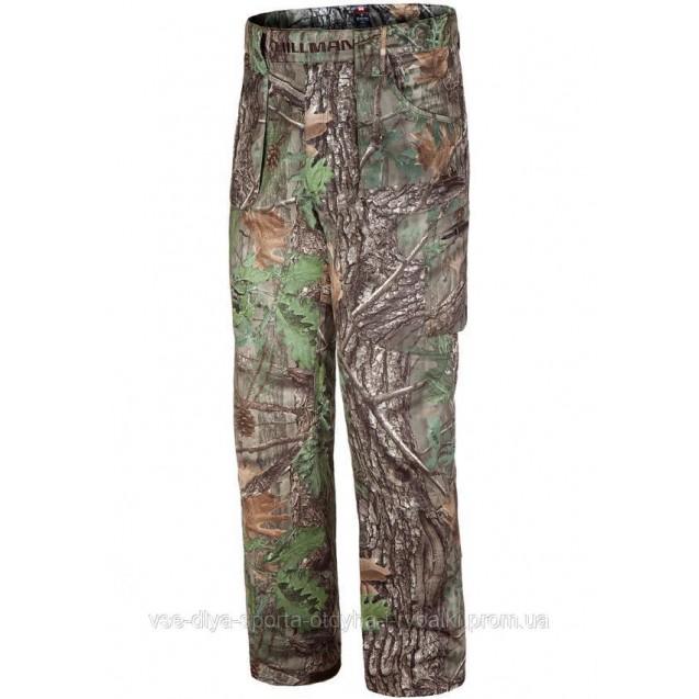 Демисезонные брюки Hillman