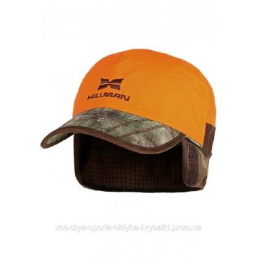 Водонепроницаемая зимняя кепка с флисовой маской цвет OAK