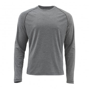 Блуза Simms Lightweight Core Top Carbon XXL