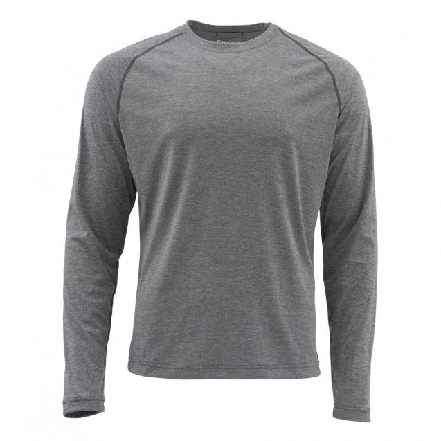 Блуза Simms Lightweight Core Top Carbon L