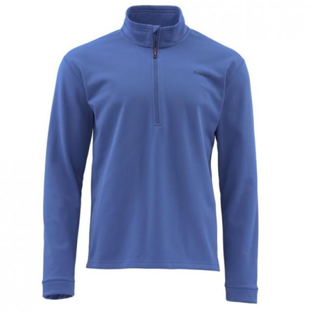 Блуза Simms Midweight Core Quarter-Zip Rich Blue S