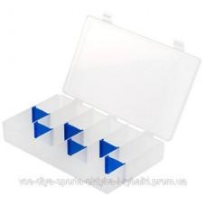 Коробка Flambeau 4 FIXED COMPARTMENT BOX/8 DIVS IDS