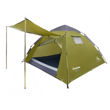 Палатка KingCamp Monza 3(KT3094) (apple green)