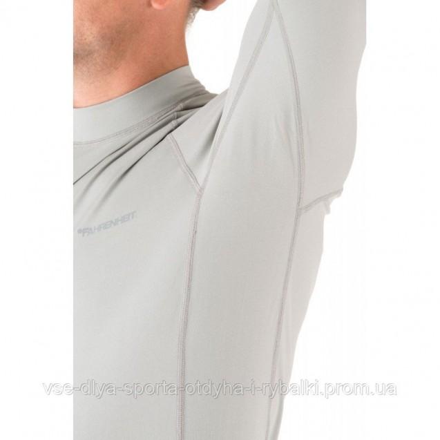 Блуза Fahrenheit Power Dry Серый