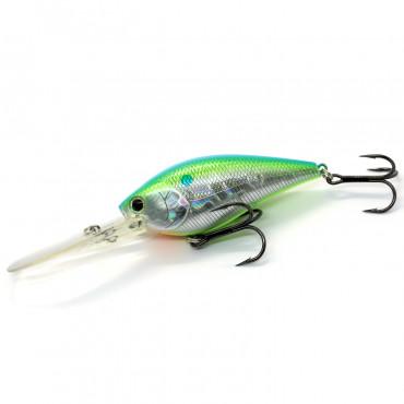 Воблер Lucky Craft Flat CB D-20 Aurora Citrus
