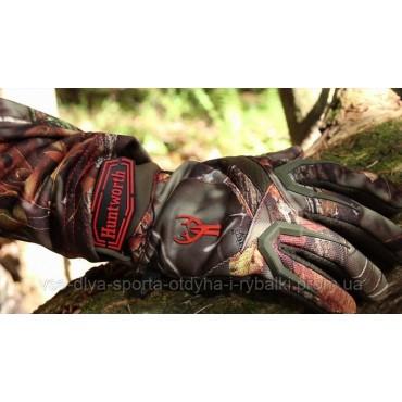 Демисезонные перчатки для охоты Huntworth Tri-Laminate Shooters 1102-21OT