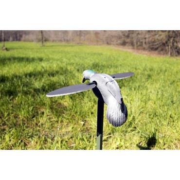 Движущиеся чучело вяхиря Mojo Pigeon