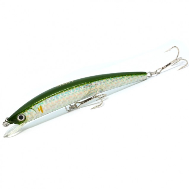Воблер Yo-Zuri Crystal Minnow Magnum F 165mm 39g #NM