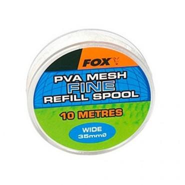 PVA Wide 10m Refill Spool Fine Mesh