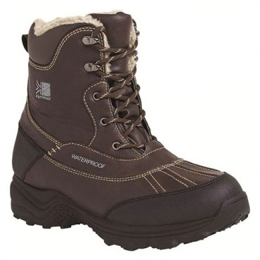 Ботинки Karrimor Snow Casual II Weatheritre Brown UK 6  (39 размер)