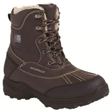 Ботинки Karrimor Snow Casual II Weatheritre Brown UK 8 (41,5 размер)